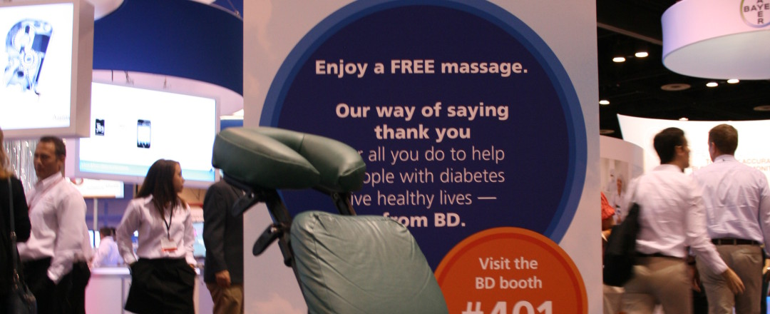 Chair Massage Sponsorship
